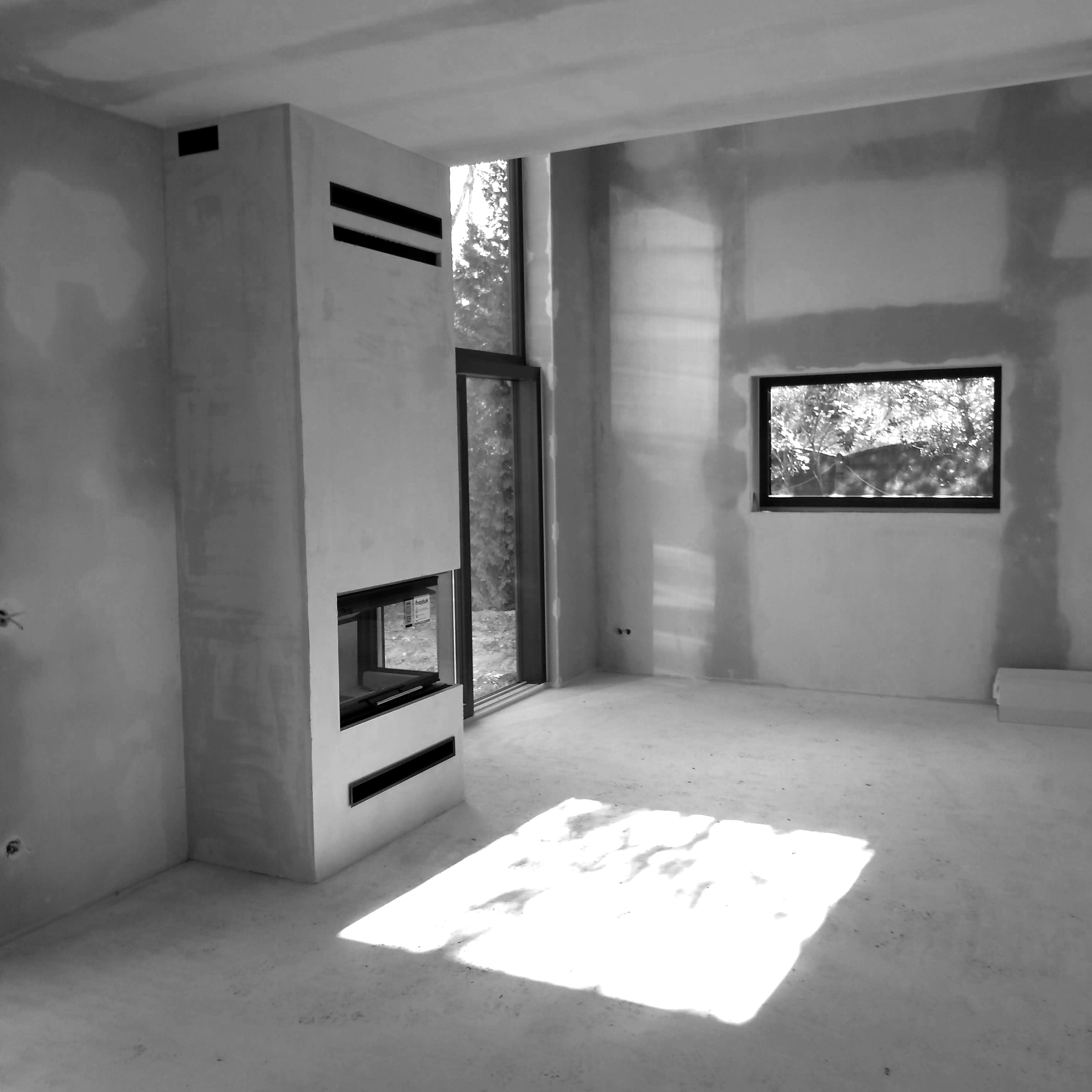 Dom jednorodzinny w Brwinowie